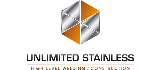 Unlimited Stainless - Logo Banner